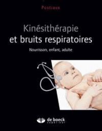Kinésithérapie et bruits respiratoires