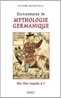 Dictionnaire de mythologie germanique