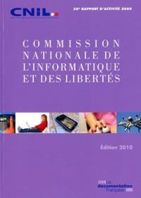 30e rapport d'activité de la Commission nationale de l'informatique et des libertés