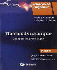 Thermodynamique : Une approche pragmatique
