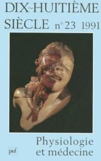 Physiologie et médecine