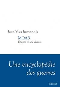 MOAB : Epopée en 22 chants (Martine Saada)