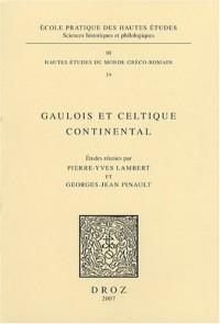 Gaulois et celtique continental