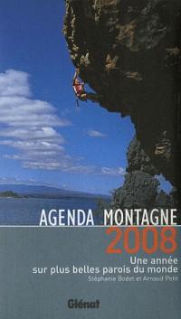 Agenda Montagne 2008