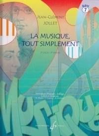 La Musique Tout Simplement Volume 7 Eleve