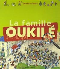 La famille Oukilé fait la fête