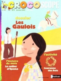 Les Gaulois - Crocoscope N°3 - Janvier 2004