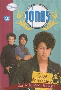 Jonas, Tome 2 : Coup de foudre