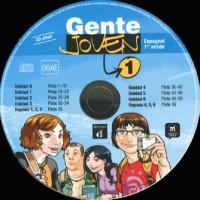 Gente Joven 1 Pack 5 CD Audi