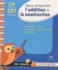Mieux comprendre l'addition et la soustraction CP-CE1 : 6-8 ans