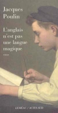 L'anglais n'est pas une langue magique