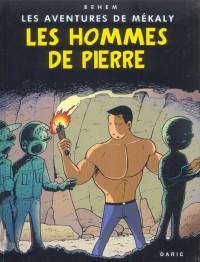 Les aventures de Mékaly : Les hommes de Pierre