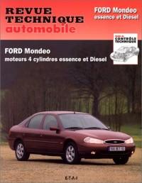Revue technique automobile, numéro 723.3 : Ford Mondéo jusqu'à 9/2000