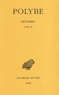 Histoires, tome 9, livre 12