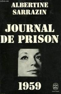 Journal de prison 1959