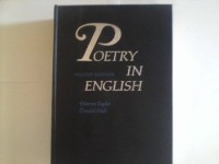 Poetry in English, Second Edition