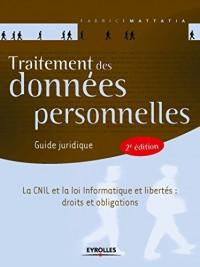 Traitement des données personnelles, guide juridique