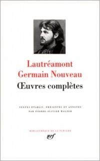 Lautréamont : Oeuvres complètes