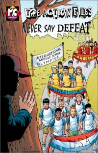 MC COMICS: Never Say Defeat - Sampler Pack