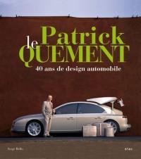 De Simca à Renault : 40 ans de design sur les pas de Patrick le Quément