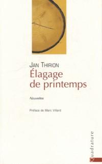 Elagage de Printemps
