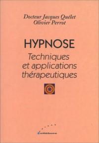 Hypnose : Techniques et applications thérapeutiques