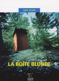La boîte blonde