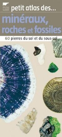 Petit atlas des minéraux, roches et fossiles : 60 Pierres du sol et de sous-sol