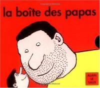 La boîte des papas : Coffret 4 volumes