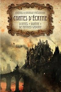 Contes d'Ecryme - Anthologie