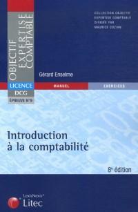 Introduction à la comptabilité DCG Epreuve 9