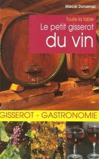 Le petit Gisserot du vin