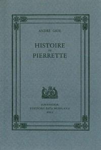 Histoire de Pierrette