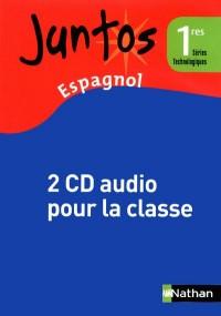 Juntos 1e St CD Classe 2012