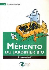 Memento du Jardinier Bio