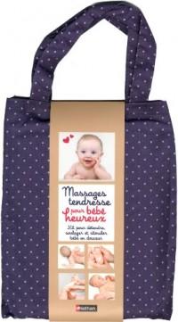 Massages tendresse pour bébés heureux