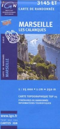 Marseille - les calanques