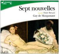Sept Nouvelles CD