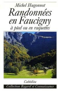 Randonnées en Faucigny : 250 Petites et grandes courses à pied ou en raquettes