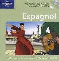 Coffret audio Espagnol : Guide+CD+Fichiers Mp3 (1CD audio MP3)