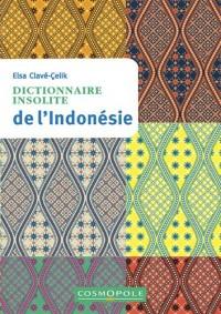 Dictionnaire insolite de l'Indonésie