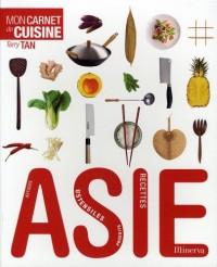 Mon carnet de cuisine Asie