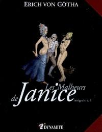 Les Malheurs de Janice, Intégrale T1