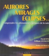 Aurores, mirages, éclipses... Comprendre les phénomènes optiques de la nature
