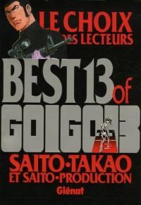 Best 13 of Golgo 13 : Le choix des lecteurs