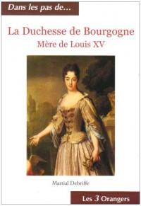 La Duchesse de Bourgogne : Mère de Louis XV