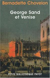 Georges Sand et Venise