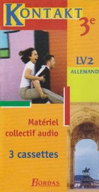 Kontakt 3e lv2 3 cassettes classe 2003