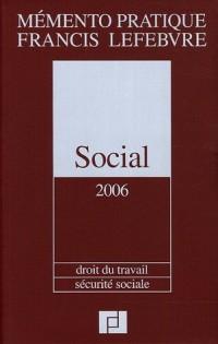 Social : Droit du travail, sécurité sociale