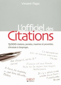 L'Officiel des Citations